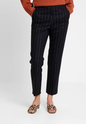 PHILEAS TENNIS - Trousers - black iris