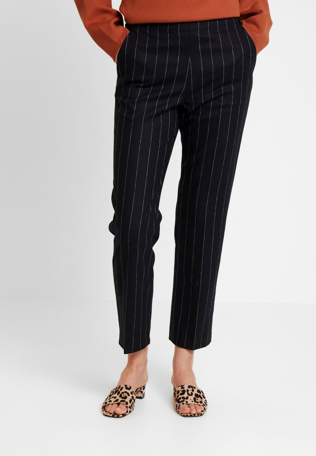 PHILEAS TENNIS - Trousers - black iris