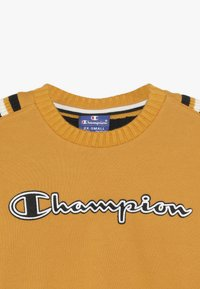 Champion - ROCHESTER VARSITY CREWNECK  - Sweatshirt - yellow - 2