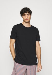 GAP - CREW JOCK TAG 3 PACK - Basic T-shirt - blue - 4
