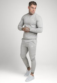 SIKSILK - Sweatshirt - grey marl - 1