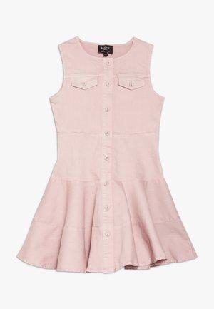 MILLY DRESS - Dongerikjole - latte pink