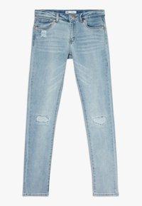 Levi's® - 711 SKINNY  - Skinny džíny - palisades - 0
