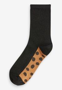 Next - 5 PACK - Socks - black - 5