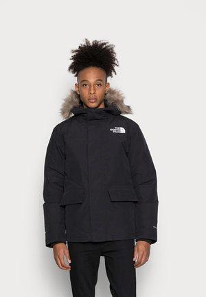 ARCTIC - Down jacket - black
