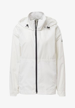 URBAN WIND.RDY JACKET - Tuulitakki - white