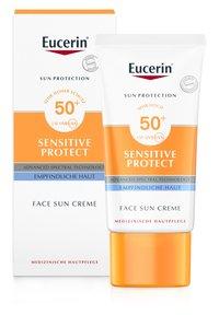 Eucerin - SONNENSCHUTZ SONNENSCHUTZ SUN SENSITIVE PROTECT FACE CREME LSF 5 - Sun protection - - - 1