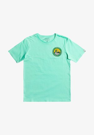 ELECTRIC ROOTS  - Print T-shirt - cabbage