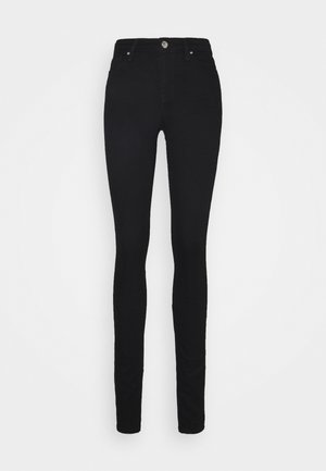 ONLIDA LIFE MID - Jeans Skinny Fit - black denim