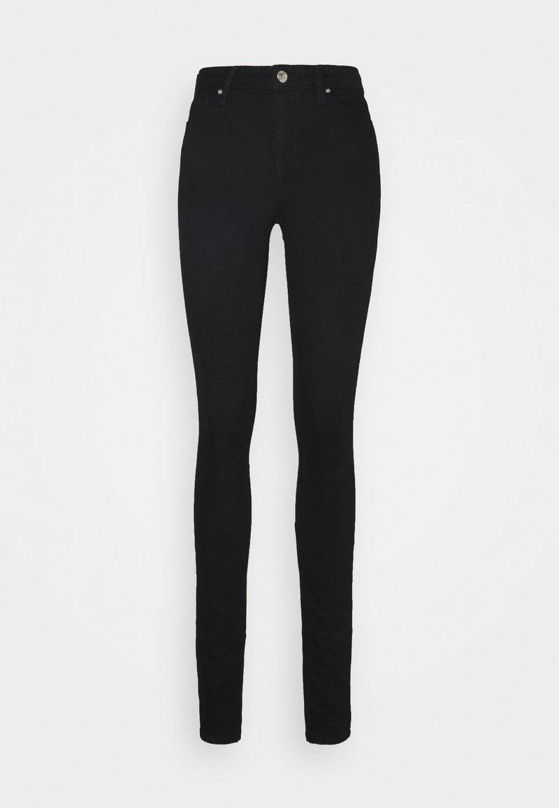 ONLY Tall - ONLIDA LIFE MID - Jeans Skinny Fit - black denim