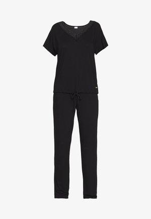 LAS BASIC SET - Pyjama set - black
