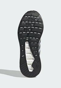 adidas Originals - ZX 2K BOOST PURE - Tenisky - ftwr white grey three orange - 4