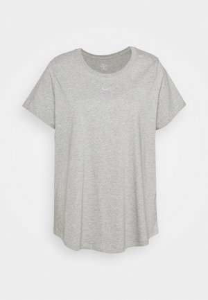 TEE PLUS - Camiseta básica - grey heather