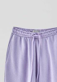 PULL&BEAR - Træningsbukser - purple - 4