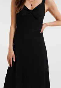WE Fashion - Robe de soirée - black - 3