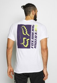 Fox Racing - HONR TEE - Funktionsshirt - opt wht - 2
