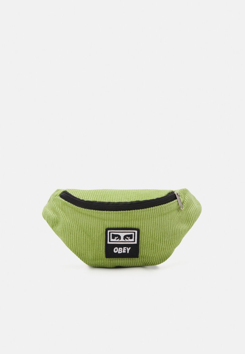 Obey Clothing - WASTED HIP BAG UNISEX - Bum bag - green