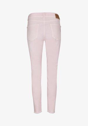 ORNELLA GLAMOUR - Slim fit jeans - pink