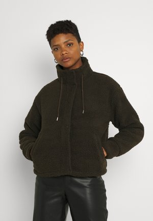 PCCAMINO JACKET - Summer jacket - black olive