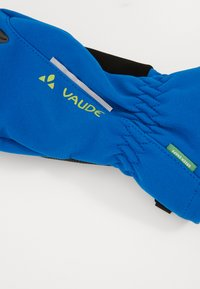 Vaude - KIDS GLOVES - Rukavice - signal blue - 3