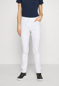 adidas Golf - PANT - Kalhoty - white - 2