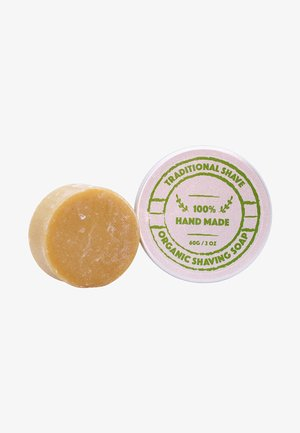 ORGANIC SHAVING SOAP - Mousse à raser - -