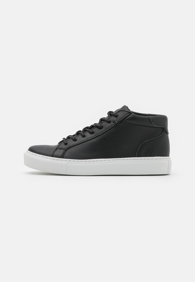 MATT VEGAN  - Höga sneakers - black