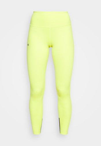 RUSH LEGGING - Leggings - yellow