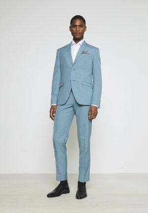 PLAIN SUIT SET - Traje - turquoise