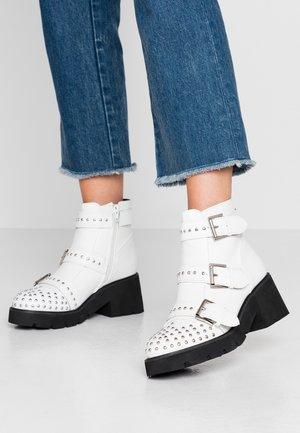 Cowboystøvletter - white