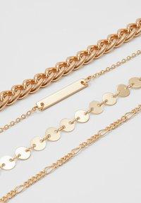 ONLY - ONLKYLIE BRACELET 4 PACK - Bracelet - gold-coloured - 2