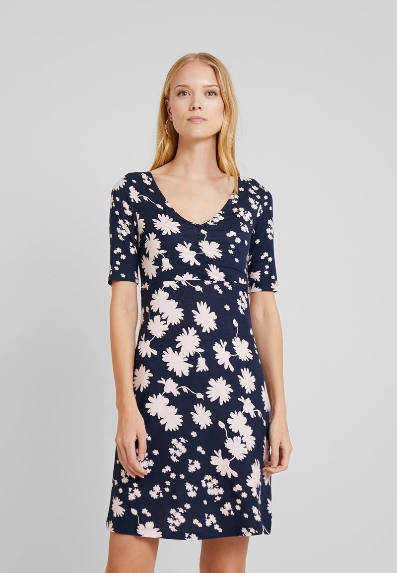 TOM TAILOR - DRESS BASIC - Day dress - navy