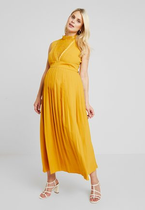 PENELOPE MIDAXI DRESS - Occasion wear - spice gold