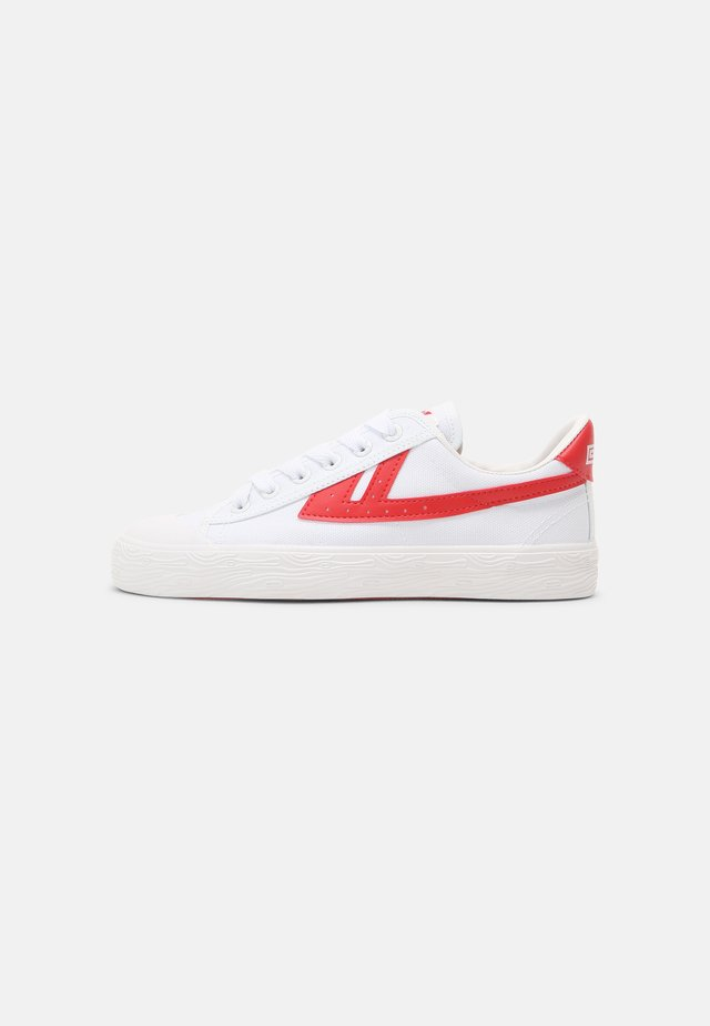 WB-1 UNISEX - Sneakers laag - white/red