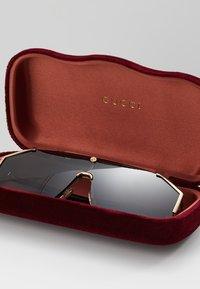 Gucci - Sunglasses - gold/black/grey - 2