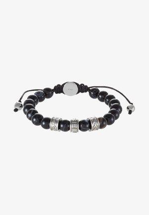 BEADS - Bracelet - silber