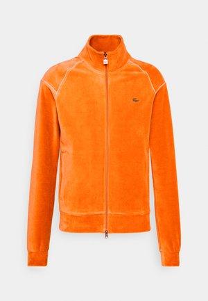 UNISEX - Zip-up sweatshirt - fango