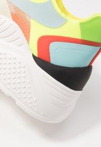 Steve Madden - ASHEN - Sneakers - teal multicolor - 2