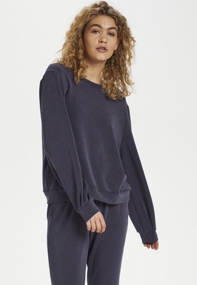 Bluza - navy blazer