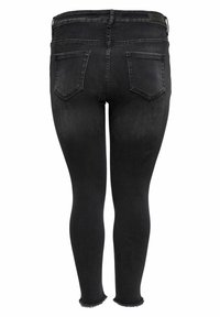 ONLY Carmakoma - Jeans Skinny Fit - black denim - 6