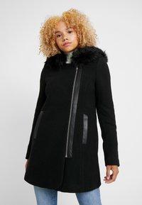 Vero Moda Petite - Frakker / klassisk frakker - black - 0