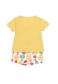 Boboli - Shorts - yellow - 1