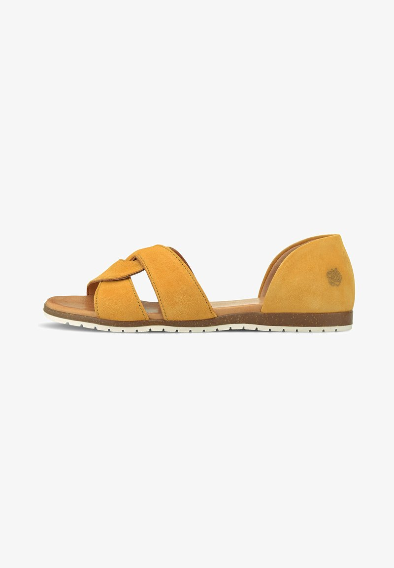 Apple of Eden - CHES - Sandals - yellow