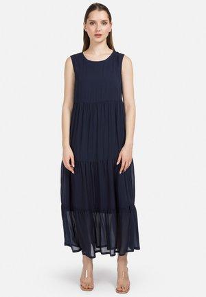 Maxi dress - dunkel blau
