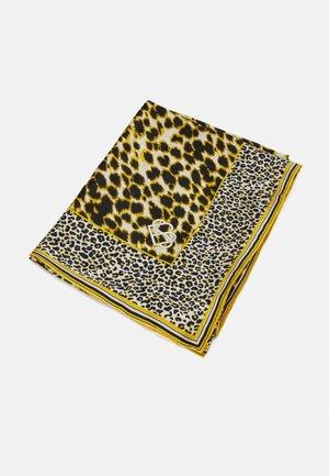 LEOPORO SCARF - Šátek - yellow