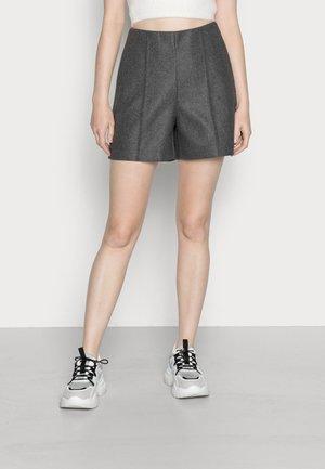 VMFORTUNSALLY SHORTS - Shorts - dark grey melange