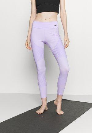STUDIO PORCELAIN FULL - Tights - light lavender