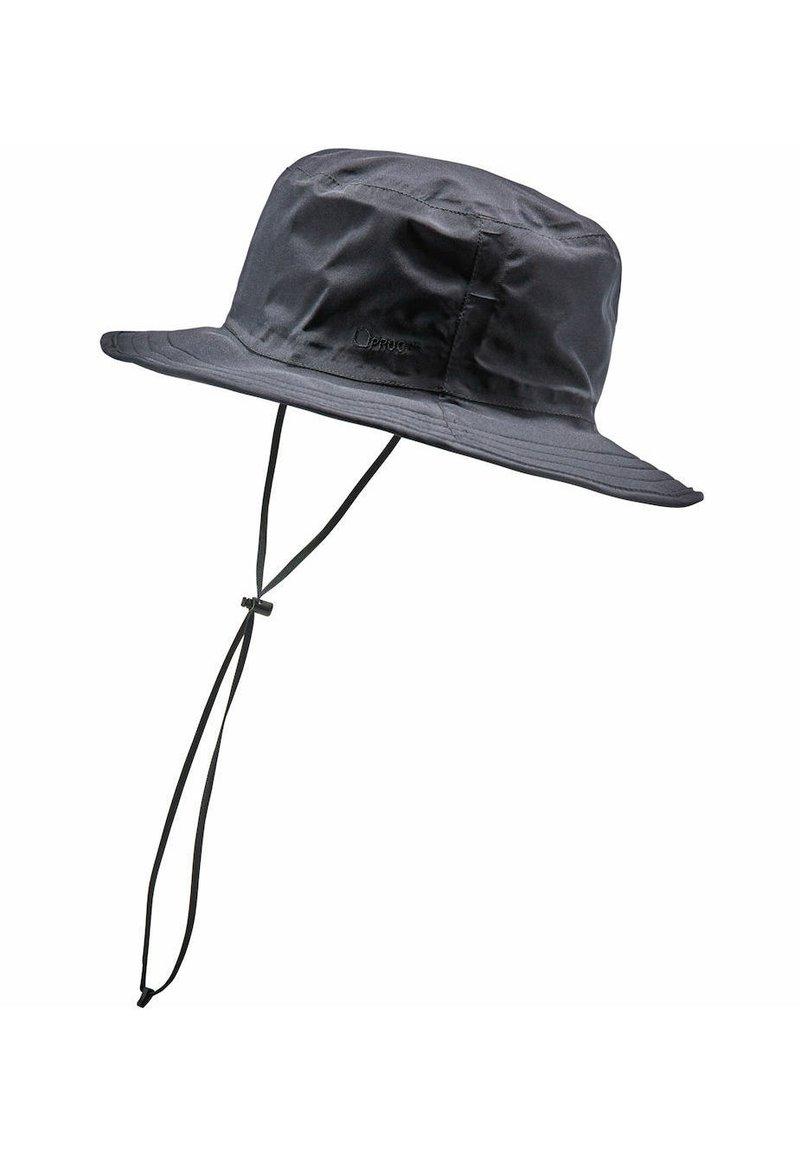 Haglöfs - HAGLÖFS MÜTZE PROOF RAIN HAT - Hat - true black