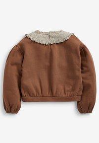 Next - Sweater - brown - 1