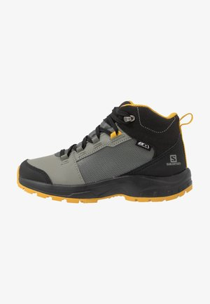 OUTWARD CSWP - Zapatillas de senderismo - castor gray/black/arrowwood